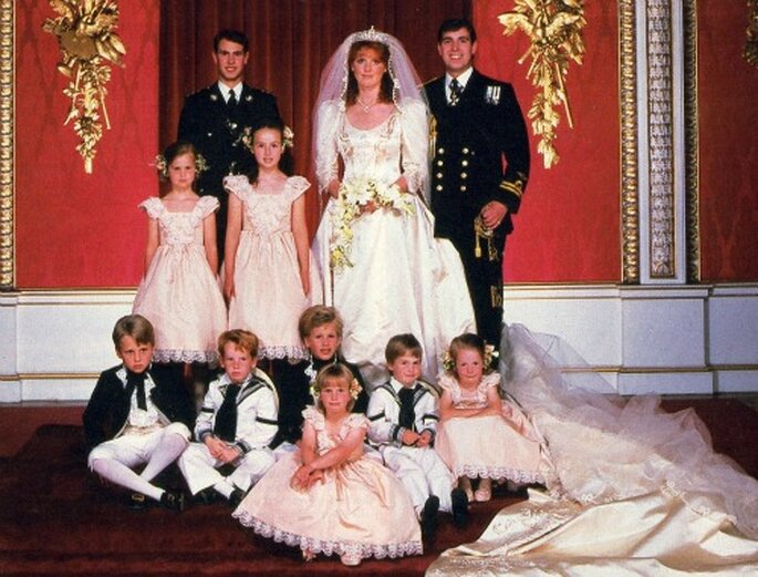 Foto: Casa Real Británica