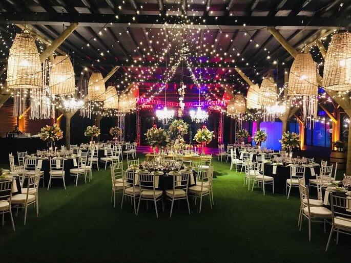 Verbena Eventos banquetería matrimonio Talca