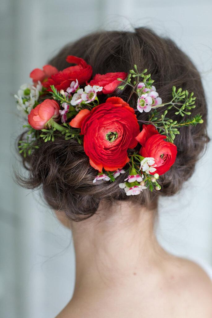 8 tendencias en belleza para novias que serán extraordinarias este 2015 - Valerie Busque Photography