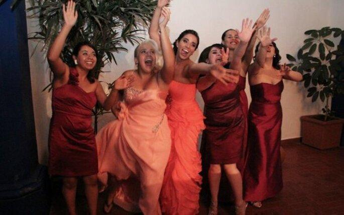 Sesión fotográfica de bodas. Foto de Liebe.com.mx