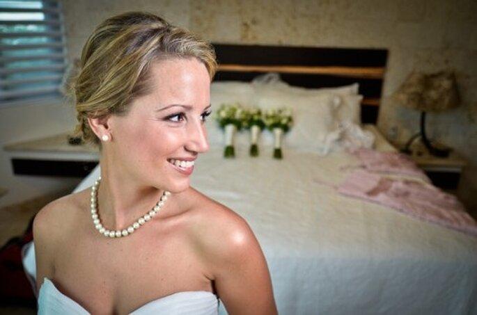 Cómo sacar lo mejor de ti el día de tu boda - Foto Playaloves.me