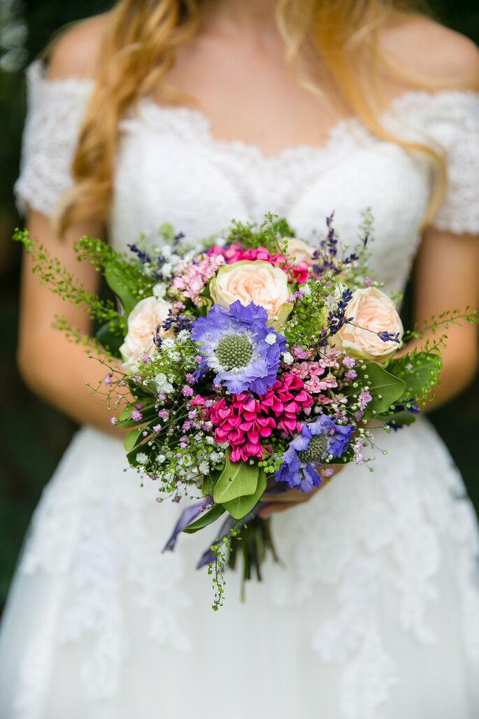FIORISTA ERBA SILVANO - bouquet sposa