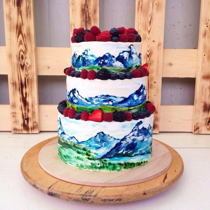 Торты на заказ Anastasiia Cakes