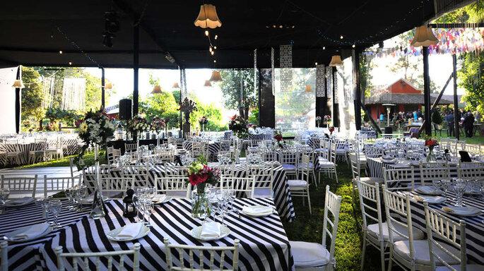 Banquetes & Flores- Adolfo Cartajena G.