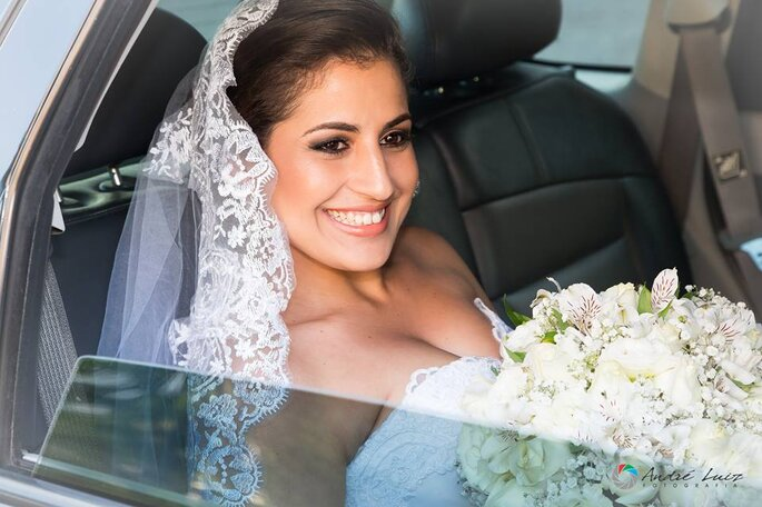 Paula Santana Dia da Noiva