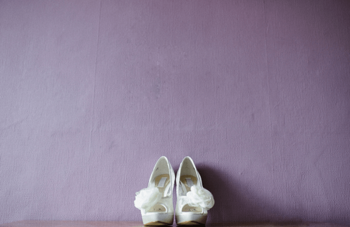 Decoración de la novia con estilo minimalista - Foto Nadia Meli