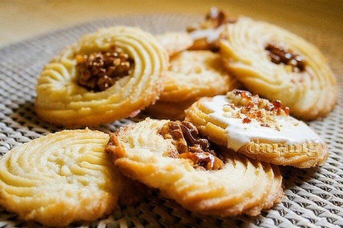 Galletas variedad de formas y sabores. Foto: daranga