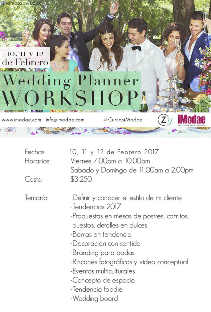 Foto: Wedding Planner Workshop - IMODAE