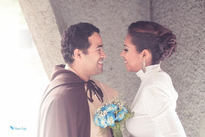 Vivian e Francisco - Casamento Jedi