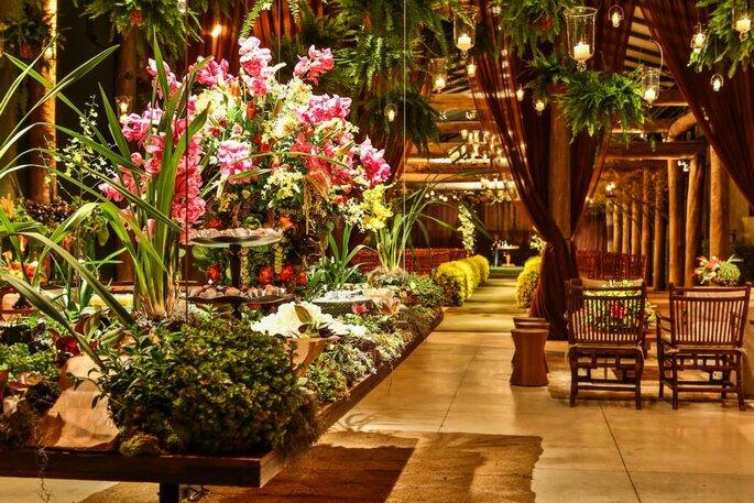 Espaço Gardens. Foto: Gioia Decorações