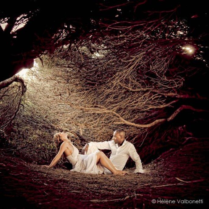 Hélène Valbonetti : gagnante du concours de la meilleure photo de mariage 2012