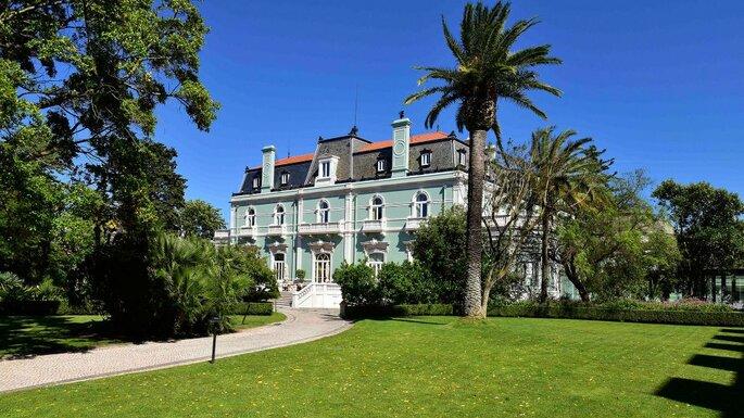 Pestana Palace Lisboa Hotel - Foto: divulgação