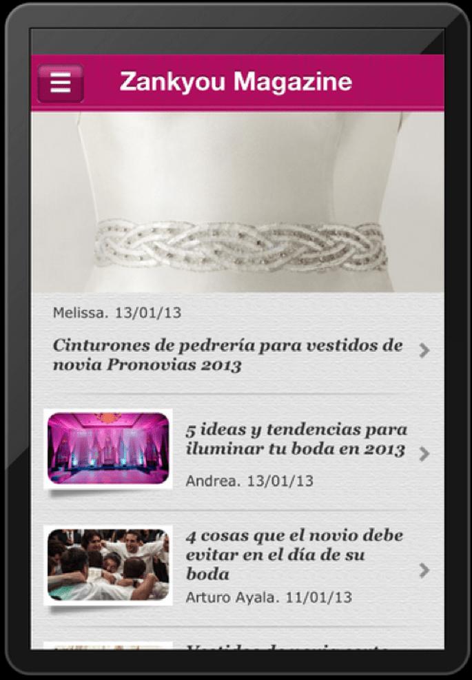 El 28 de febrero llega la aplicación de Zankyou a Android