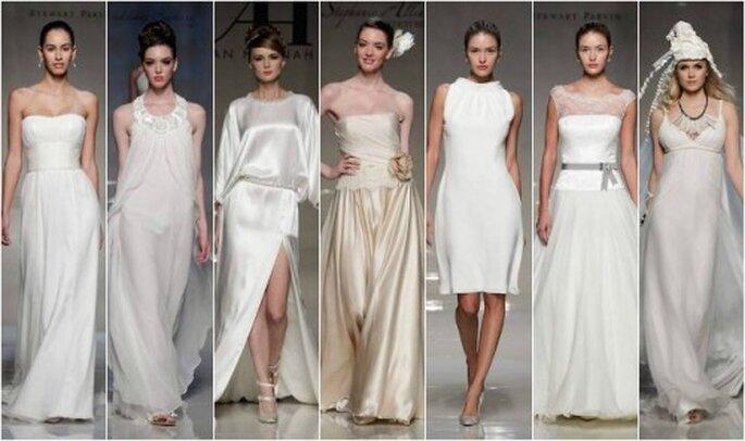 Diferentes propuestas de los diseñadores en White Gallery. Foto: White Gallery