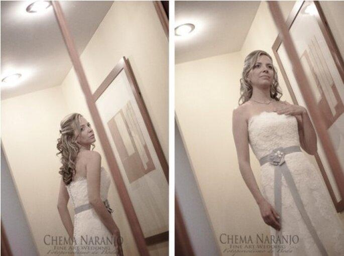 Ein letzter Blick in den Spiegel - Foto: Chema Naranjo
