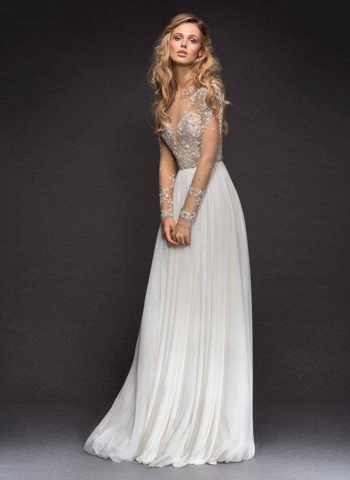 Hayley Paige vestido de noiva