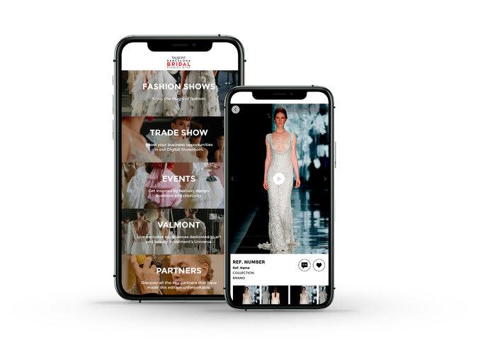 app barcelona bridal week 2020 desfiles en directo