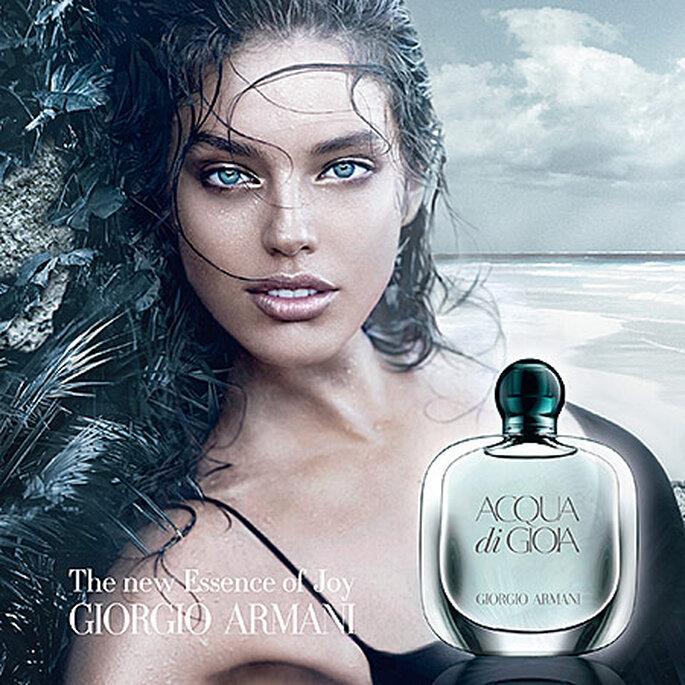 Los 12 perfumes más populares para el día de tu boda. Foto: Acqua di Gioia by Giorgio Armani