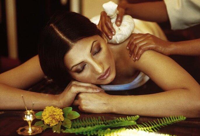 Erholen Sie sich von den anstrengenden Hochzeitsvorbereitungen. Foto: Enchanting Travels