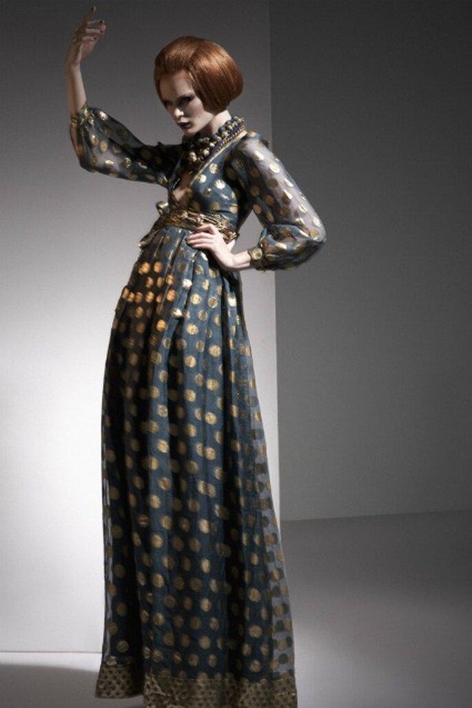 Propuesta de vestido para invitada - Eugenio Loarce