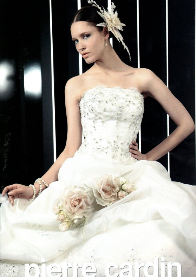 Abiti da Sposa Novia Bianca 2011