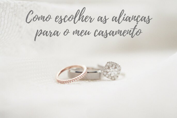 ee5e4fcaf38 Como escolher as alianças para o meu casamento