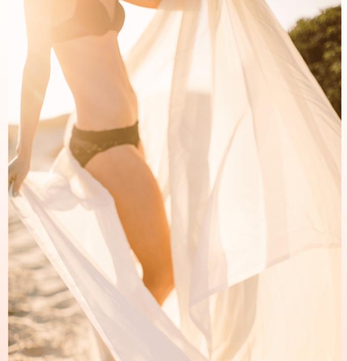 Sesión de fotos boudoir al aire libre - Foto Danielle Capito