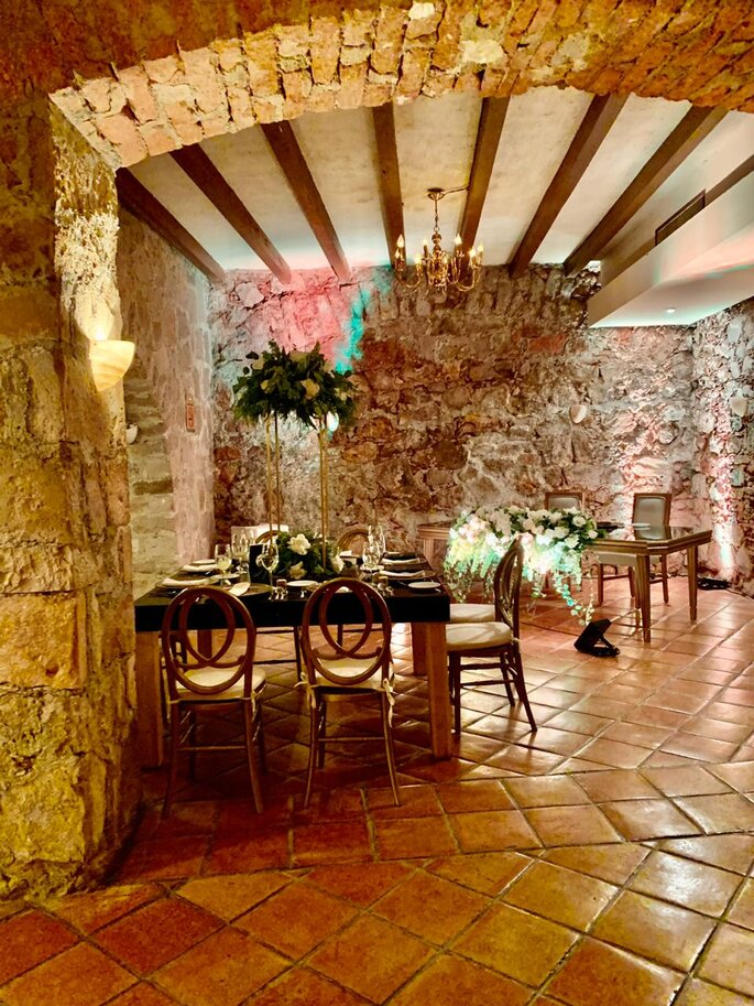 Hotel Mesón de Jobito hotel bodas Zacatecas