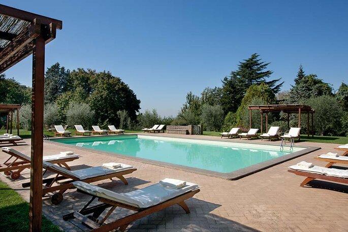 Villa Grazioli - Piscina
