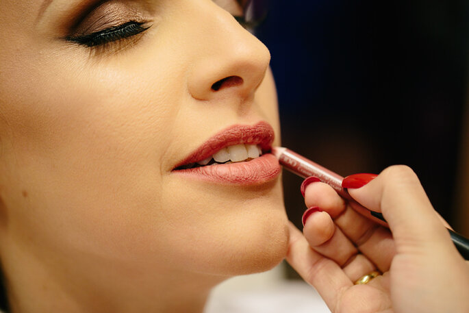 Maquiagem: Carolina Monnerat | Foto: Carolina Pires