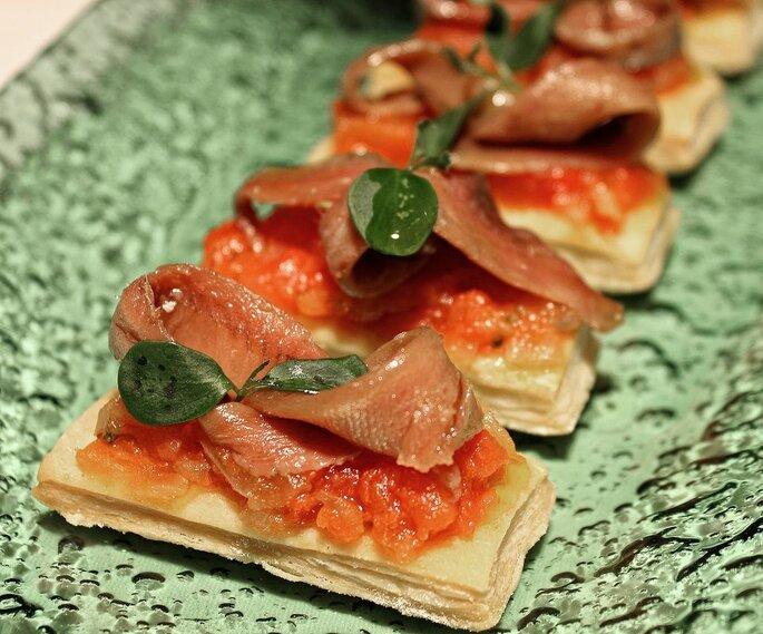 Piegallo Catering, Catering para bodas en Sevilla
