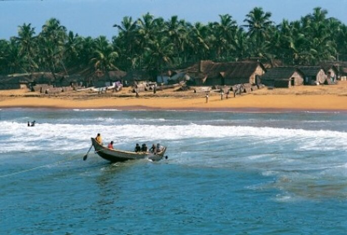 Voyage de noces dans le sud de l'Inde : une destination unique et romantique