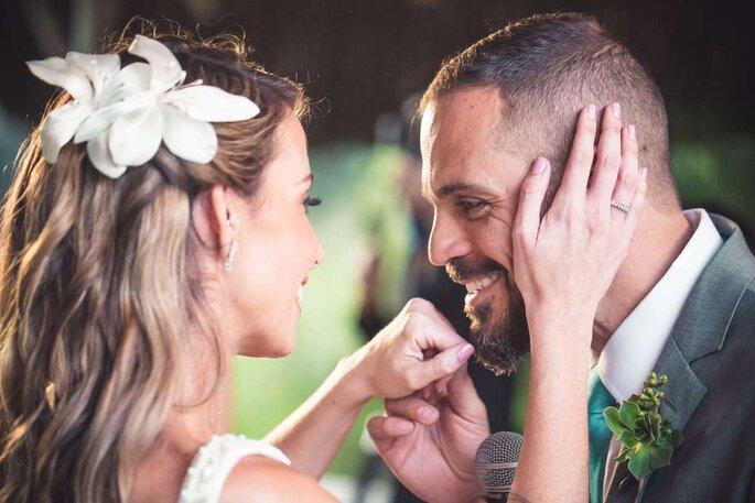 O casamento nada mais é do que a reunião de grandes amigos e entes queridos para celebrar um dos dias mais importantes na vida dos noivos
