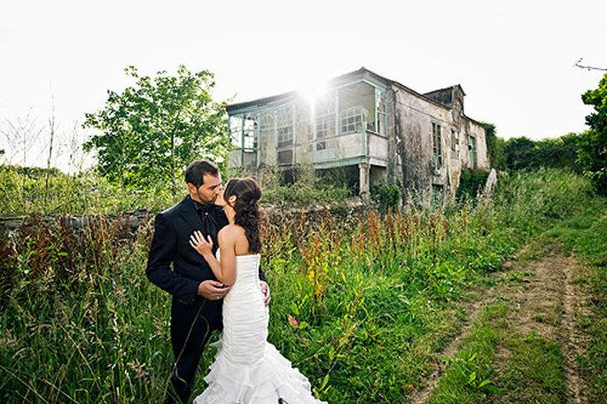 El fotógrafo de la boda tiene que ser capaz de convertirse en uno más. Foto: Pepe Faraldo