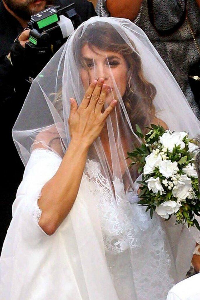 Matrimonio di Elisabetta Canalis e Brian Perri - Via Facebook Vanity Fair Italia