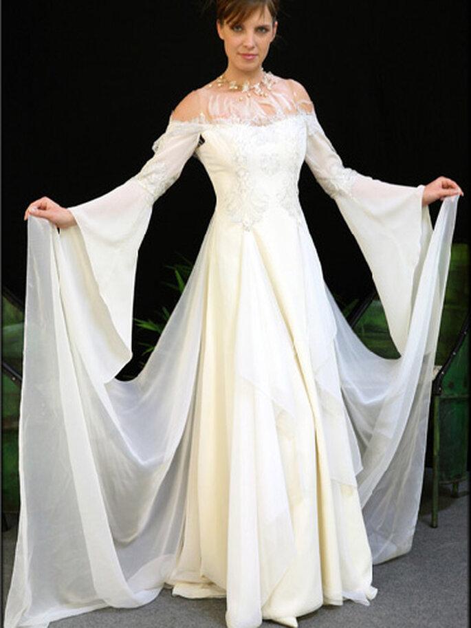 Robe de mariée de la semaine