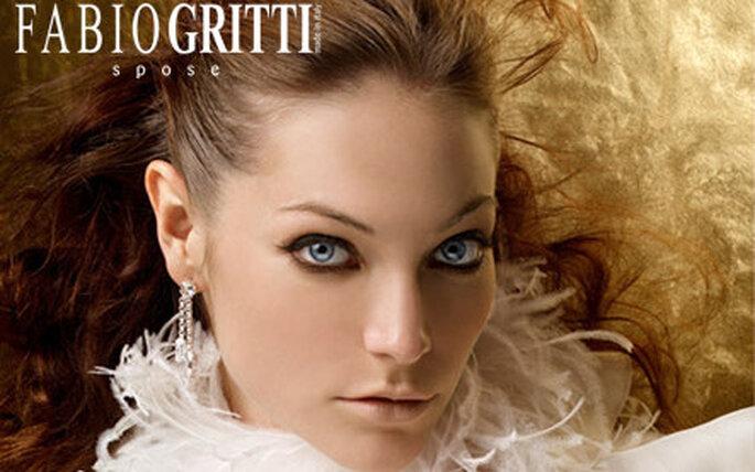 Collezione di abiti da sposa senza bretelline Fabio Gritti 2009/2010