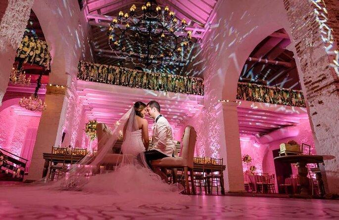 Mi boda en Cartagena