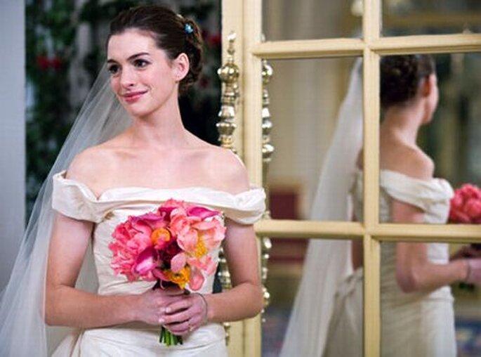 Anne Hathway en la película Guerra de novias - Foto 20th Century Fox