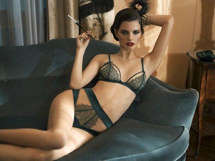 Nueva colección de lencería inspirada en los años 20 - La Perla