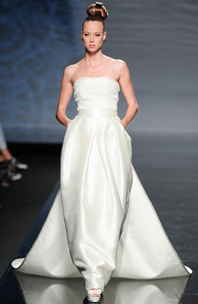 Robe de mariée Rosa Clarà 2011