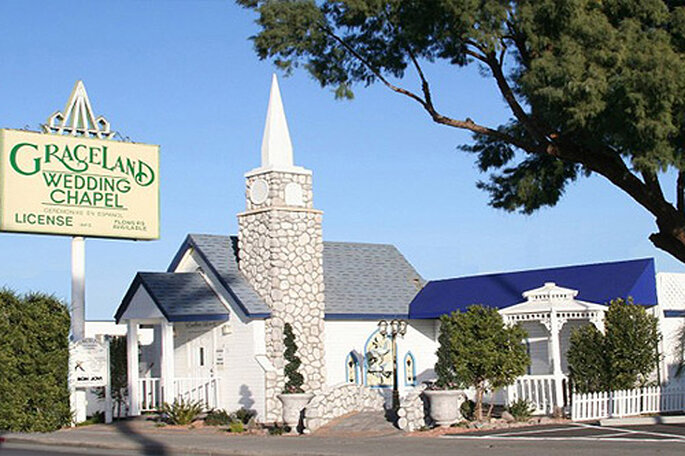 Foto: Graceland Wedding Chapel