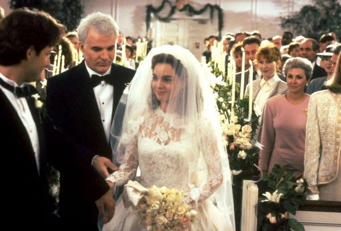 Photo : Le père de la mariée