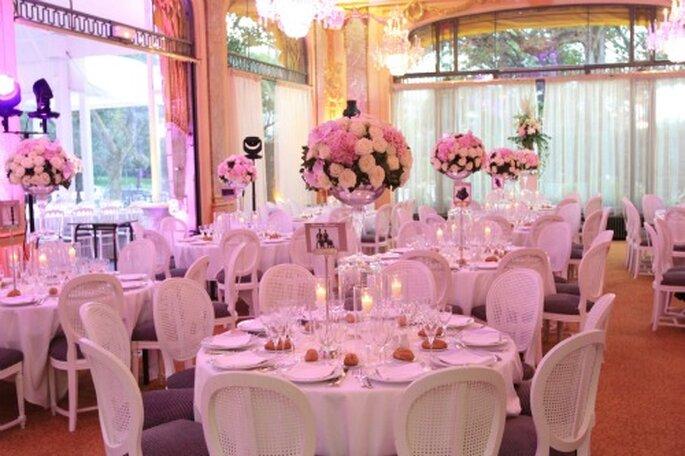 Arts de la table, décoration florale... vous ne vous occuperez de rien !