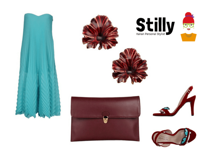 Look per un matrimonio settembrino by Stilly