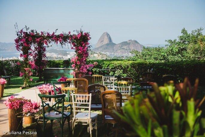 Casa de Santa Teresa - mini wedding