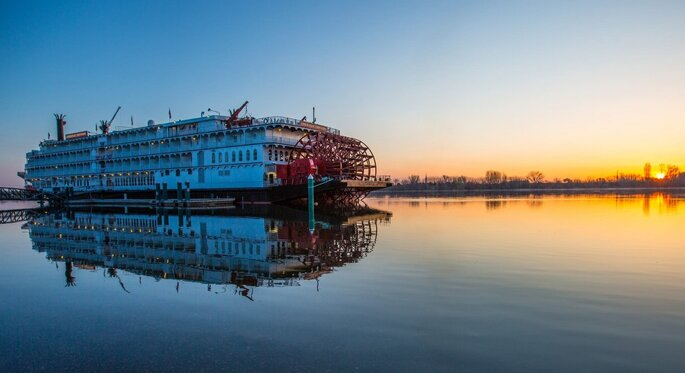 American Queen Steamboat Company, via Facebook