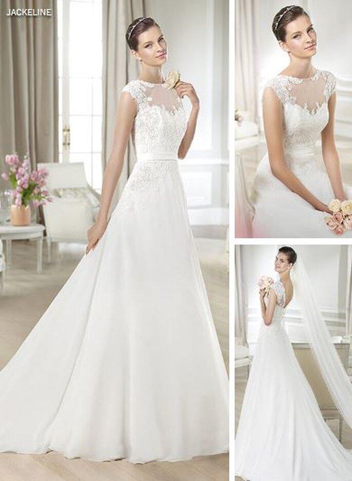 bac339975d 15 najpiękniejszych sukien ślubnych z kolekcji White One 2014