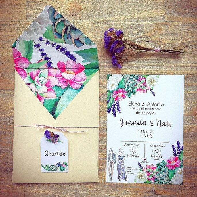 Barreneche Atelier- Invitaciones y Diseño