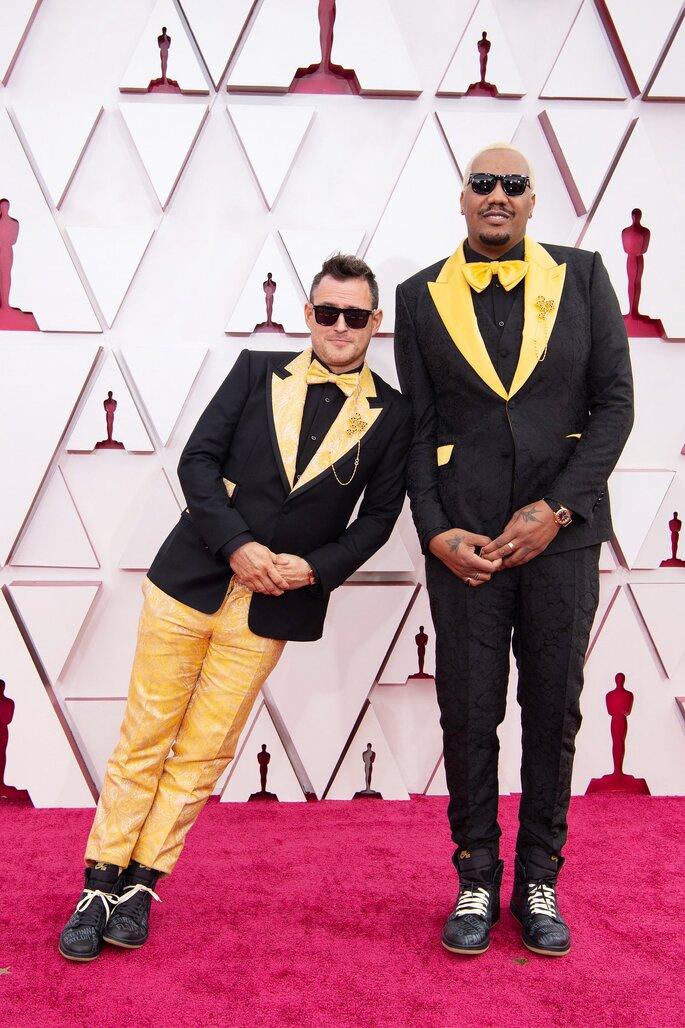 Oscar 2021 Outfit